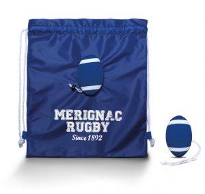 Photo du produit : Gymsac Mérignac Rugby